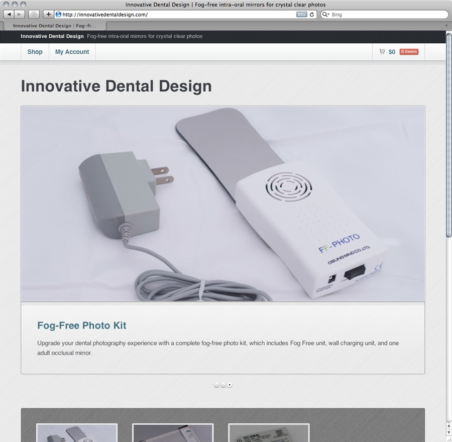 Innovative Dental Design