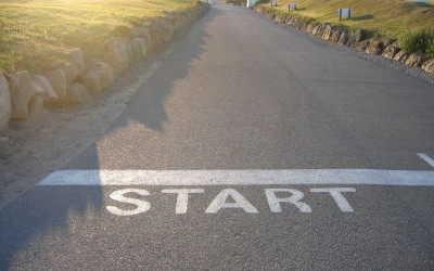 The Only Way To Finish Is To Begin
